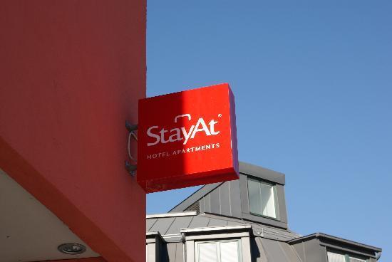 StayAt Lund: Exterior.