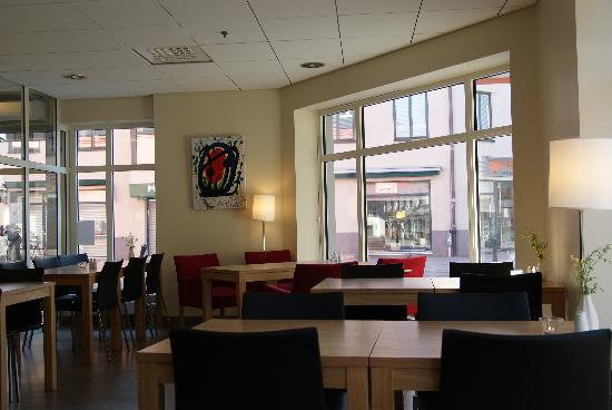 StayAt Lund: Lounge.