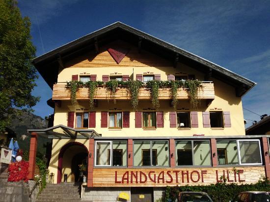 Outside of Hotel Landgasthof Lilie