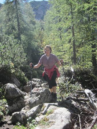 Gasthof Reithof: Wunderschöne Wanderwege