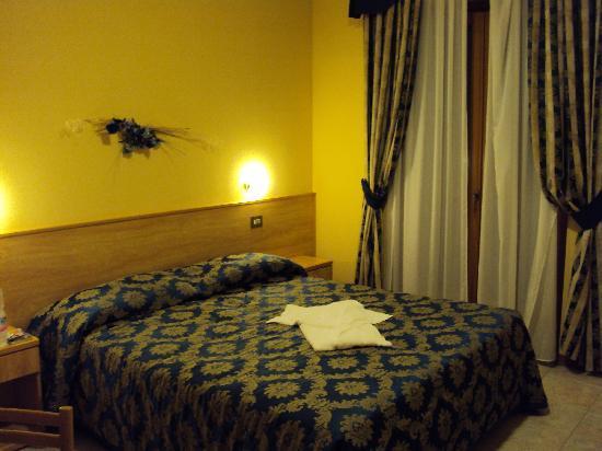 Hotel Benacus Malcesine: Hotel Room