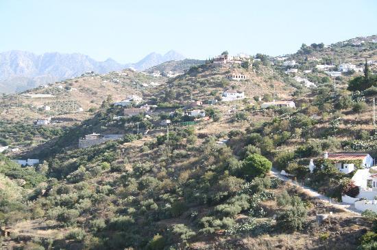 Hotel Al-Andalus: Paisaje
