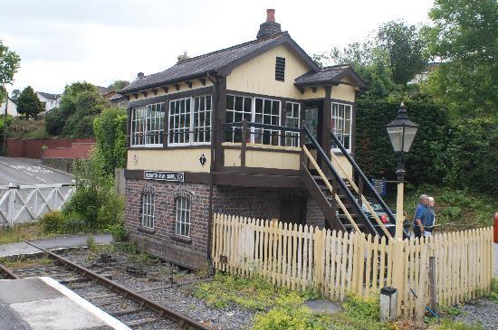 Gwili Railway: Signal Box