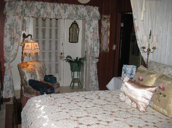 Inn of Glen Haven: Romantic suite