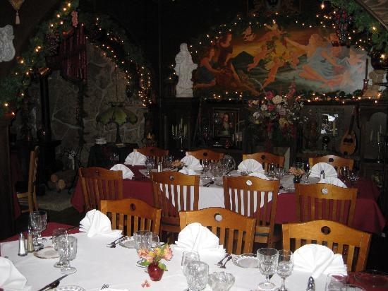 Inn of Glen Haven: Private dining