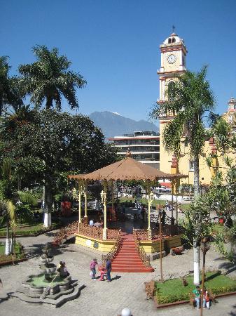 Orizaba, Meksyk: Parque Castillo y Catedral de San Miguel
