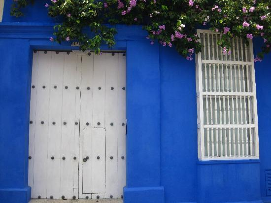 Casas estilo colonial cartagena picture of cartagena for Estilo colonial