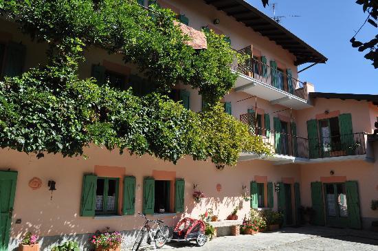 Casa Violetta B&B : The House