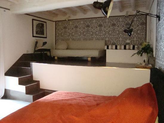 Relais Palazzo Taverna : our room