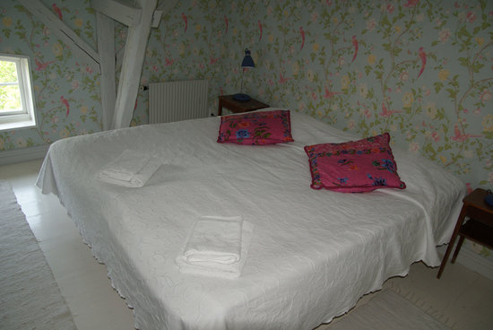 Ravlunda Branneri B&B: Room interior.