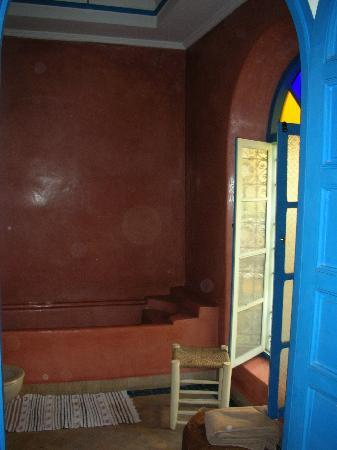 Ryad El Borj: il bagno della ns camera