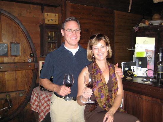 Montefalco, إيطاليا: Wine tasting! Excellent