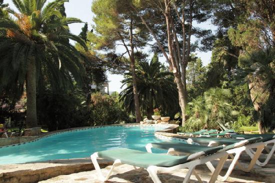 Lago Garden Hotel: Pool in der grünen Gartenoase