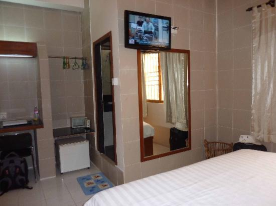 Sundance Riverside Hotel: room # 7