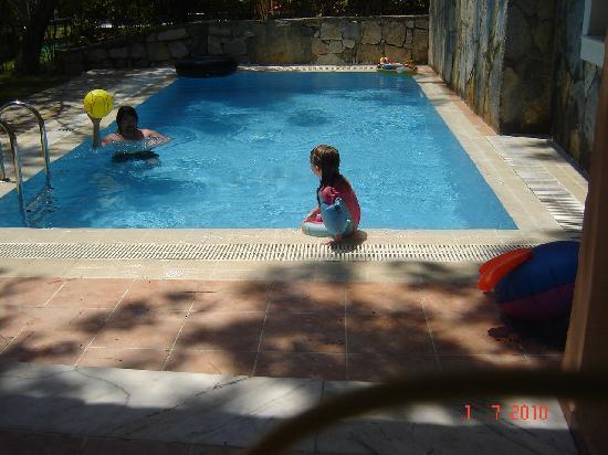 Sogucak, Tyrkia: villa pool