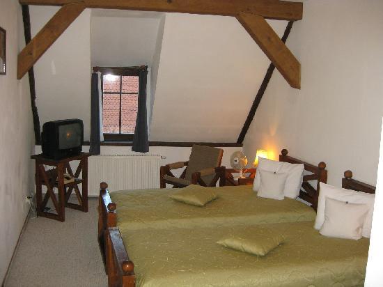 Hotel Sighisoara: room 1