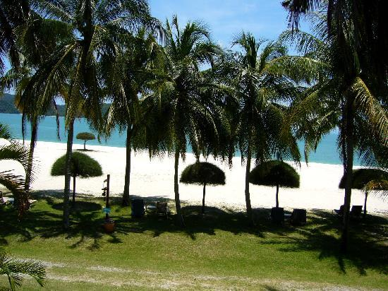 Langkawi, Malaysia: View from Beach Front Villa