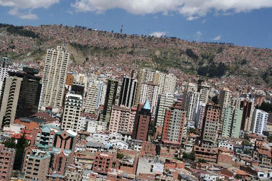 La Paz, Bolivia: City Line