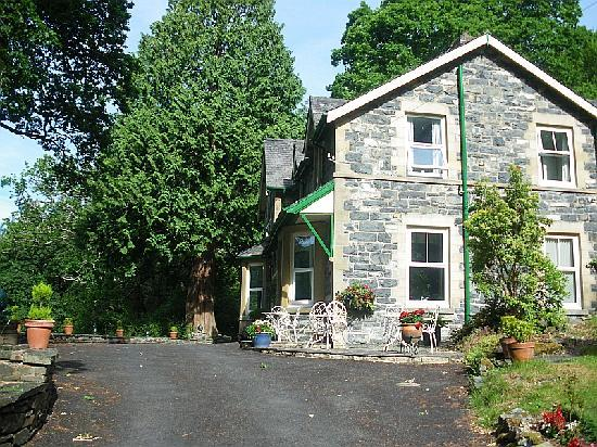 Betws-y-Coed, UK: Tan Dinas