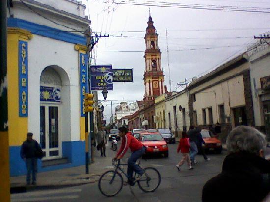 Salta, Argentina: Vista de la Iglesia de San Francisco