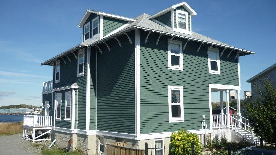 Bonavista, Kanada: Captain Blackmore's Heritage Manor, Port Union, Newfoundland