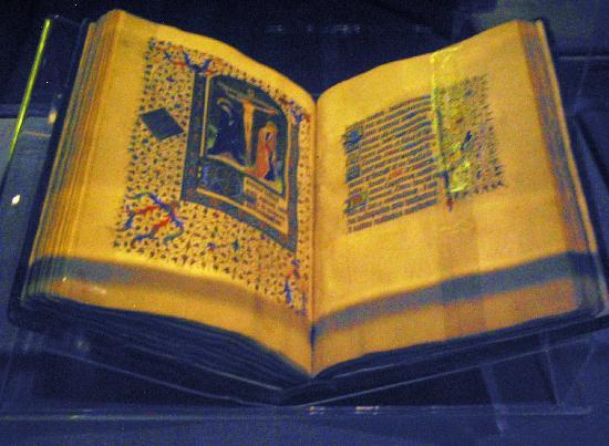 The Speed Art Museum: Illuminated Prayer Book