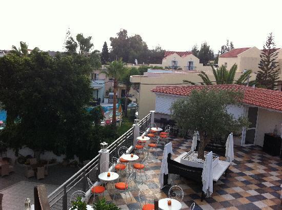 Hotel Flamingos: Utsikt
