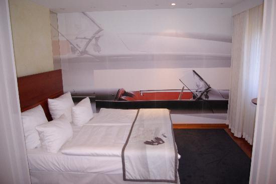 Asperg, Alemania: Ferdinand Porsche bedroom