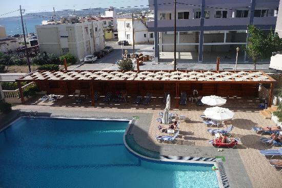 Lomeniz Hotel : Piscina hotel