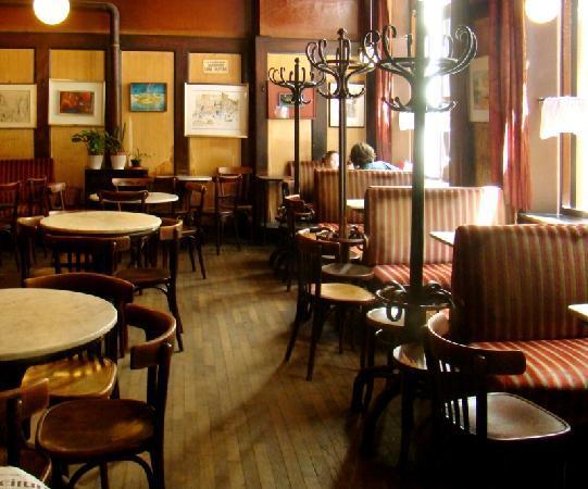 Oldest Cafe In La Villa