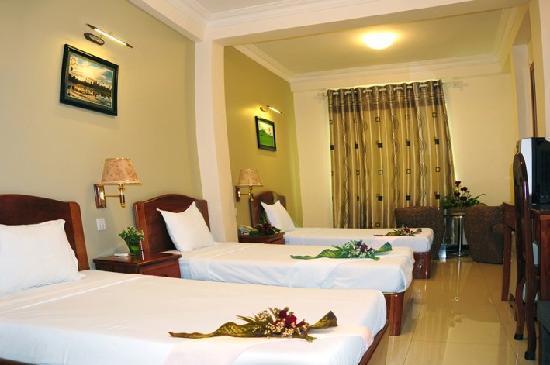 Hang Neak Hotel: Room # 311