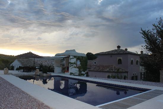 Alcoy, Spain: La piscina