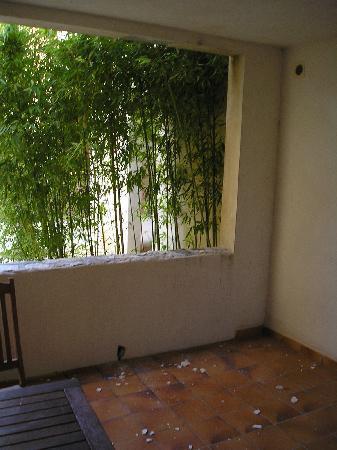 Motel Les Alizes : CA PEUT FAIRE MAL !!!!!!!