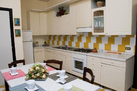 Telese Terme, Italia: Cucina