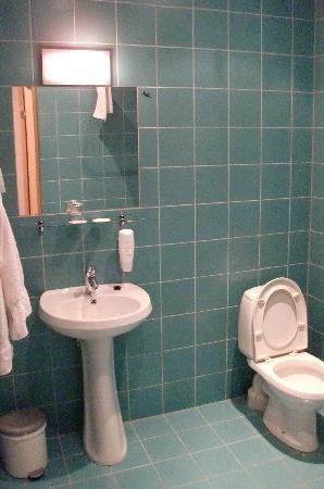 City Hotel Tallinn: Functional bathroom - no frills