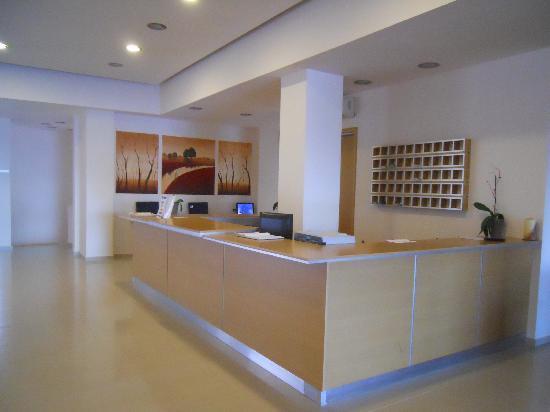 Hotel Anavadia : reception