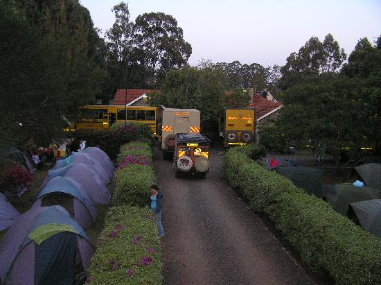 Indaba East Africa Campsite: Ground
