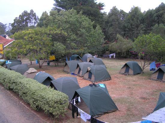 Indaba East Africa Campsite: Camping Ground