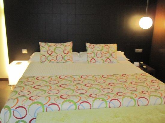 Veracruz Plaza Hotel & Spa: habitacion hotel
