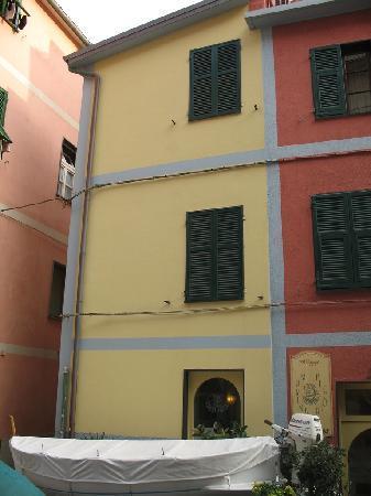Hotel Marina Piccola: Hotel front