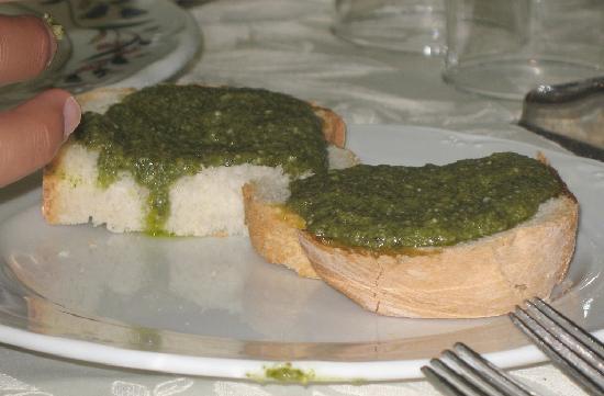 Hotel Marina Piccola: Birthplace of the Pesto sauce