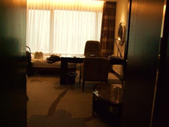 InterContinental Hotel Dalian: 部屋