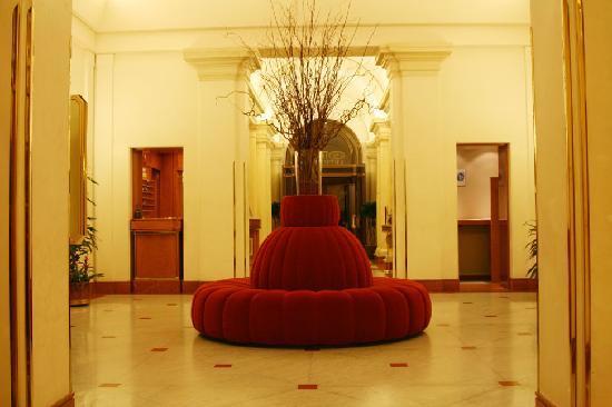 Hotel Artemide - hall