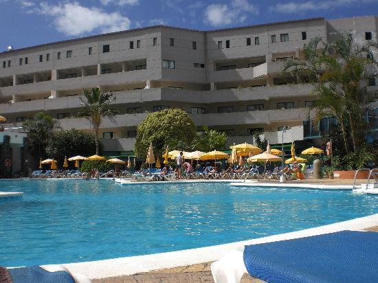 Entrance hotel turquesa playa picture of gran hotel - Turquesa playa puerto de la cruz ...