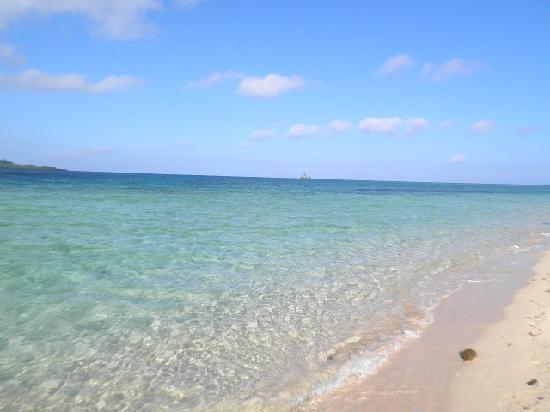 Caqalai Island Resort: schöne Landschaft