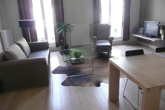 ApartGent Business & Travel Apartments: Salon