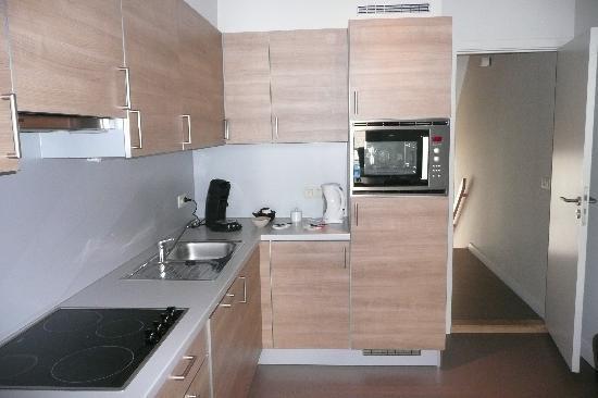 ApartGent Business & Travel Apartments: Cuisine