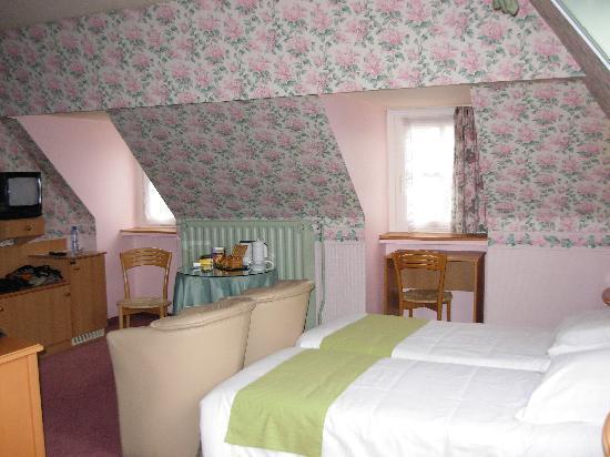 Bryghia Hotel : Chambre twin sans numéro