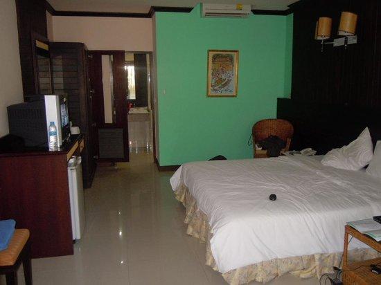 Grand Thai House Resort: La chambre