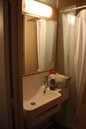 B&B Hotel Paris Saint Denis Pleyel: Bagno